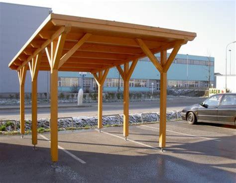 Carport Holz Gebraucht by Pultdachkonstruktion Bei Gartenh 228 Usern Mit Vorgefertigten