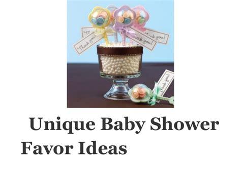 Unique Baby Shower Giveaways - unique baby shower favors