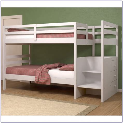 bunk bed with trundle and desk beds home bunk beds with stairs and trundle bedroom