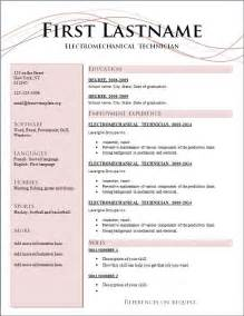 Recent Resume Format by The Resume Format Resume Format 2017 For Resume Format Template Design