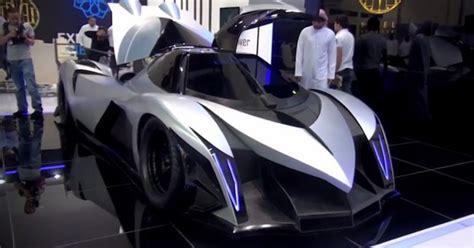 devel sixteen prototype devel sixteen dubai supercar claims 3700kw 560km h top speed