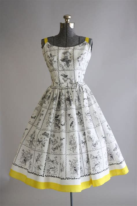 1000 ideas about cotton dresses on 1950s