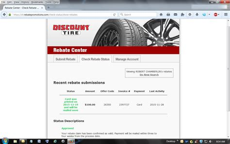 discount tire rebate ripoff report discount tire complaint review renton
