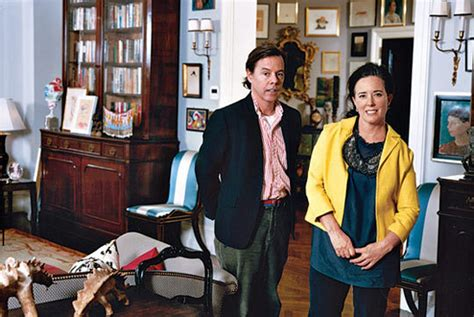 the home of kate and andy spade habitually chic apartment therapy