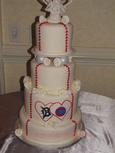 baseball themed wedding cake cakecentral