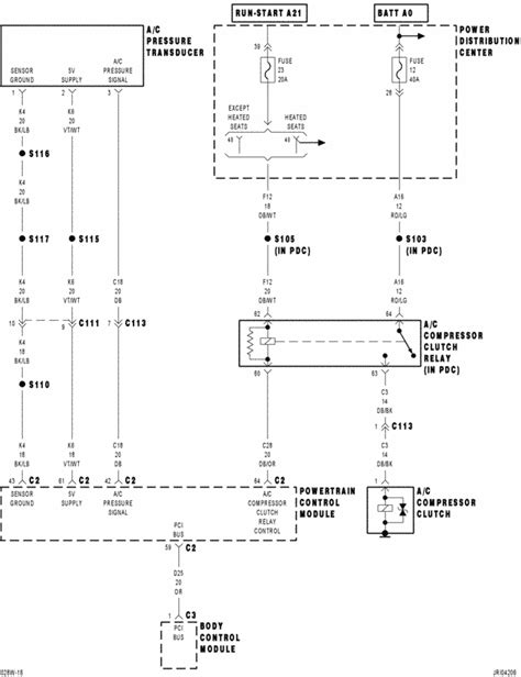 wiring diagram for a 2005 chrysler sebring get free image about wiring diagram