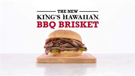 arbys songs s arby s king s hawaiian bbq brisket tv commercial aloha