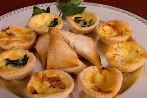 finger foods for christmas gatherings c est bon patisserie catering