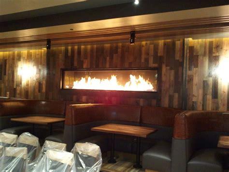 choose  linear fireplace   modern home