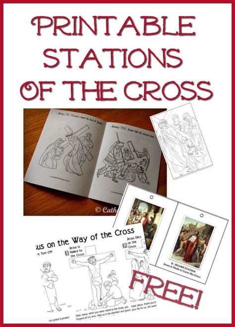 Printable Images Stations Of The Cross | free coloring pages of station of the cross 15