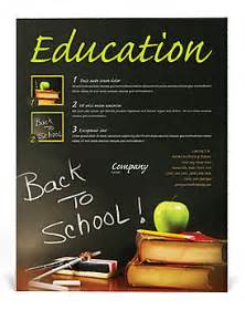 Back To School Flyer Template by Back To School Flyer Template Design Id 0000000602
