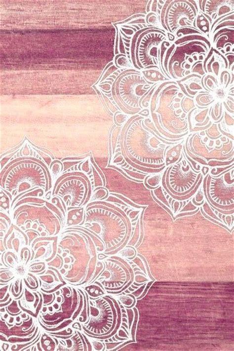 henna pattern iphone wallpaper rustic flower print iphone wallpapers pinterest