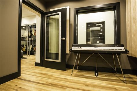 Home Recording Studio Doors Acoustical Steel Doors Soundproof Windows Inc