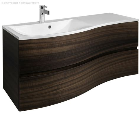 sink wall hung vanity unit bauhaus svelte 1200mm eucalyptus wall hung vanity unit and