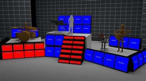 stage layout design software shaderlight sets the stage for star studded concert