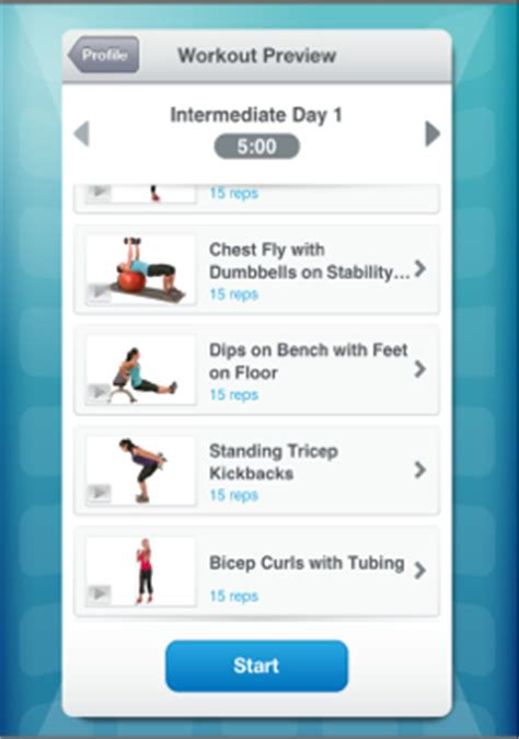 7 awesome arm workout apps for iphone iphoneness