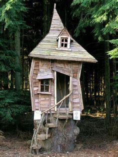 tiny tree house tree houses barns cabins on pinterest tree houses