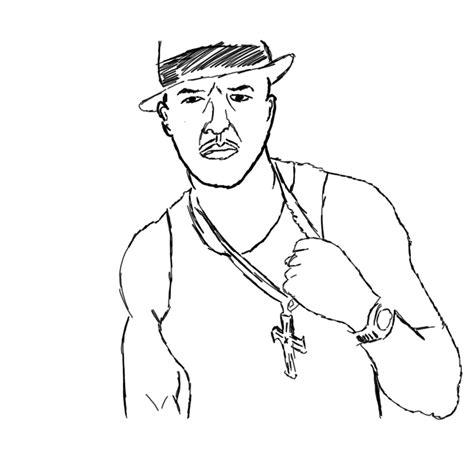 Desenho Diamante Az Dibujos Para Colorear Chris Brown Para Colorir
