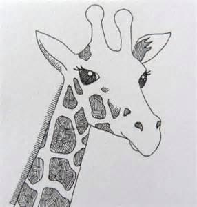 how to draw a giraffe doodle best 25 giraffe drawing ideas on giraffe