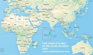 where is maldives located on the world map maldives map and location on world map maldives map org