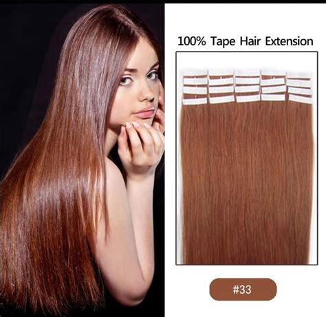 14 quot skin weft extensions 16 18 20 22 24 hair skin weft remy sided