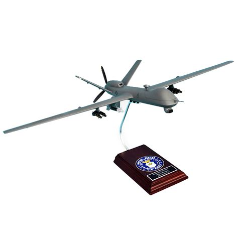 model drone with mq 9 reaper model drone aircraft scale model uav airplane