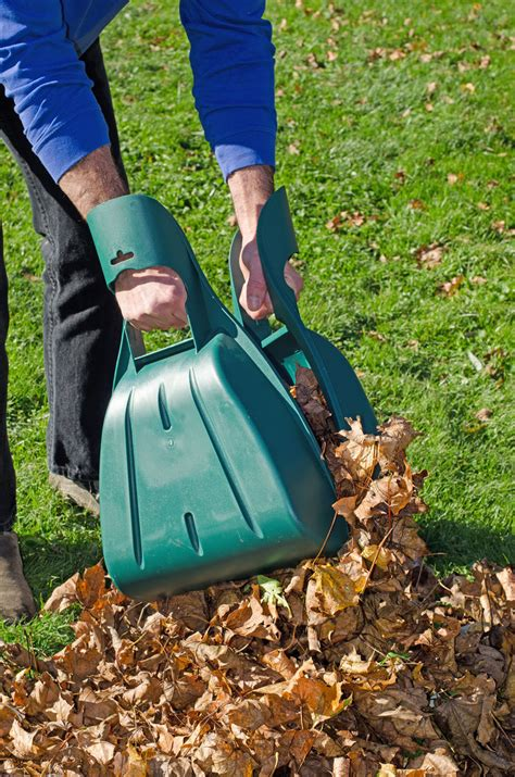 Gardeners Supply Leaf Collector Leaf Collector Leaf Clean Up Gardeners