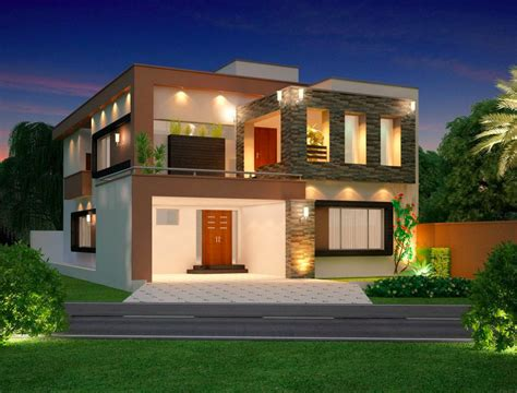 home exterior design pakistan modern house design from lahore pakistan home design