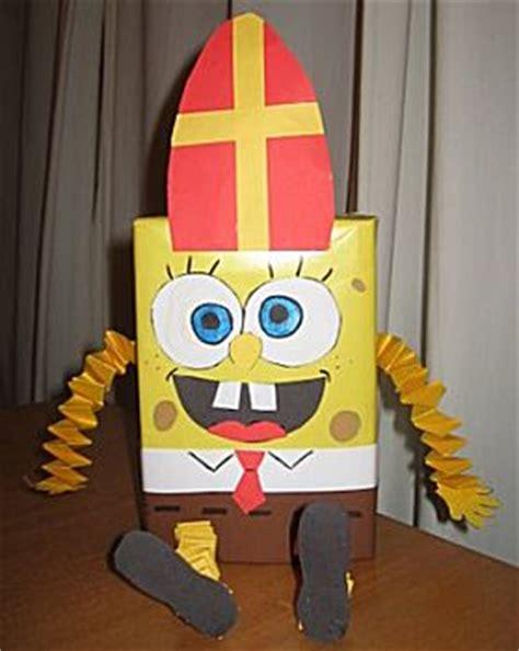 Zelf Nagellak Maken Spelletjes by Knutselen Voor Sinterklaas Spongebob