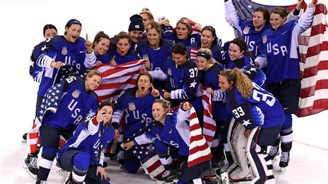 Money For Winning Gold Medal - whas11 com 2018 olympics u s women s hockey team beats canada to win first gold