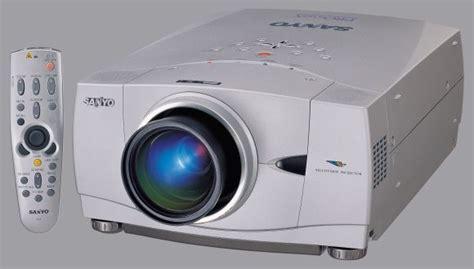 Lu Projector Sanyo sanyo pro xtrax multiverse projektor plc xp46 beamer