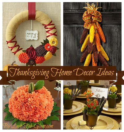 thanksgiving home decor lush fab glam blogazine 10 fabulous thanksgiving home