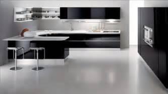 White Kitchen Idea Black White Kitchen Designs Interiordecodir Com