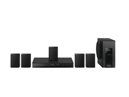 panasonic 5 1 home theater system sc xh105 at best price
