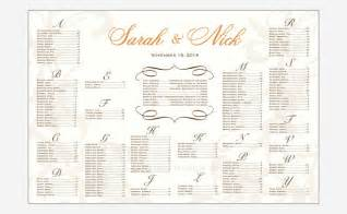 reception seating chart template wedding seating chart template free premium templates