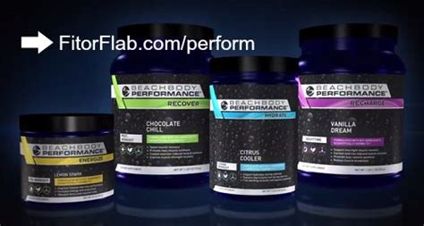 shaun t creatine new beachbody performance supplements and cize workout