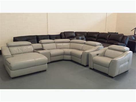 sofa with ipod dock elixir grey leather electric corner sofa with ipod