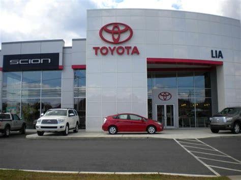 Massachusetts Toyota Dealers Lia Toyota Scion Of Northton Northton Ma 01060