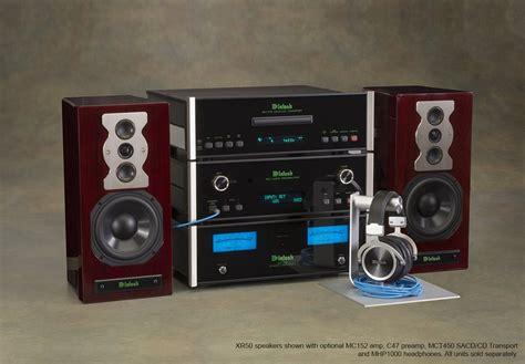mcintosh xr bookshelf speakers