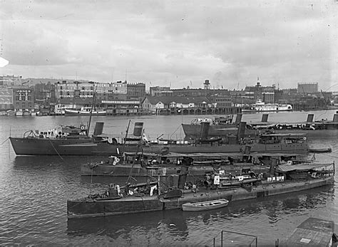 us navy sea fox boats us navy ships at rose festival 1908 vintage portland