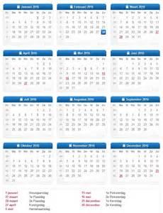 Kalender 2018 Excel Nederlands Kalender 2016 Met Weeknummers Calendar Template 2016