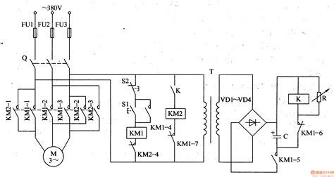 braking resistor circuit diagram motor brake basic circuit circuit diagram seekic