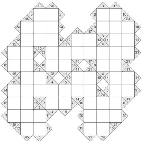 free printable sudoku kakuro kakuro 10 x 10 puzzle 2 kakuro 10 x 10 to print and download