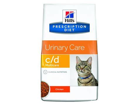urinary care food hill s prescription diet c d multicare urinary care cat food