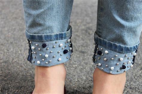 como decorar jeans con pedreria resucita tus jeans viejos con un toque de creatividad