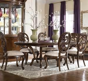 american drew dining room set american drew mcclintock 7 oval side dining