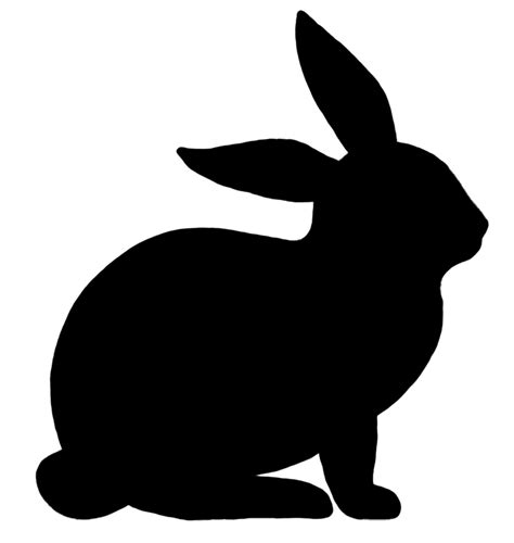 free clipart silhouette hare clipart silhouette pencil and in color hare clipart
