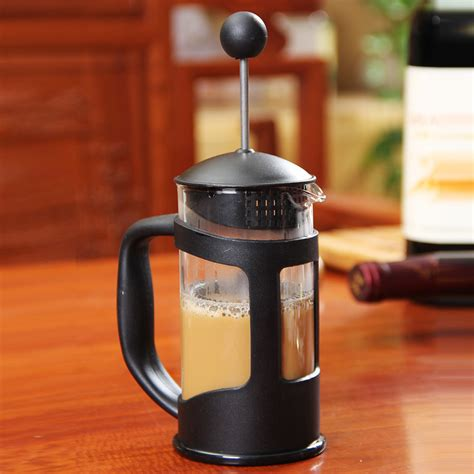 Cyprus Press Plunger Coffee Maker 350 Ml For 3 Cups 11oz 350ml bodum press coffee and tea maker filter coffee press plunger with