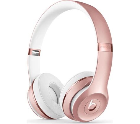 Headseat Heandsfree Beat Dr Dre Hf Earphone buy beats by dr dre 3 wireless bluetooth headphones gold free delivery currys
