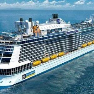 royal caribbeans newest ship over 300 fall ill on royal caribbean cruise ship news